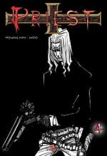 Couverture Priest, tome 4