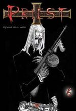 Couverture Priest, tome 6