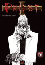 Couverture Priest, tome 10