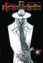 Couverture Priest, tome 12