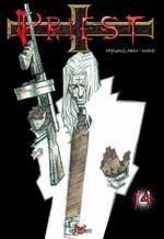 Couverture Priest, tome 14