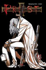Couverture Priest, tome 16