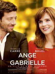 Affiche Ange & Gabrielle