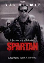 Affiche Spartan