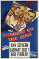 Affiche Shadow on the Wall