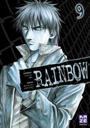 Couverture Rainbow, tome 9