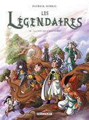 Couverture La Fin de l'histoire - Les Légendaires, tome 18