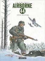 Couverture L'Hiver aux armes - Airborne 44, tome 6