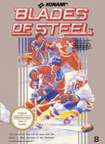 Jaquette Blades of Steel