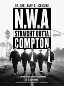 Affiche N.W.A - Straight Outta Compton