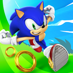 Jaquette Sonic Dash