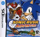 Jaquette Sonic Rush Adventure