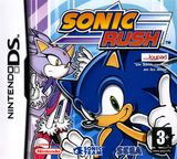 Jaquette Sonic Rush