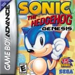 Jaquette Sonic the Hedgehog Genesis
