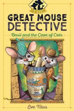 Couverture Basil and the Cave of Cats