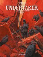 Couverture Undertaker - Tome 2 - La danse des vautours