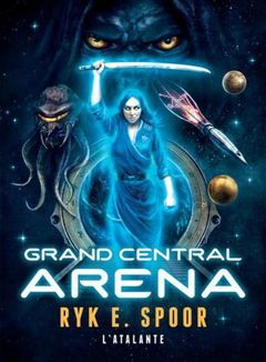 Couverture Grand Central Arena