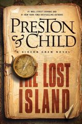 Couverture The Lost Island