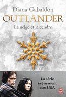 Couverture La neige et la cendre - Outlander tome 6
