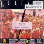 Pochette Bolivia: Panpipes
