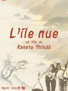 Affiche L'Île nue