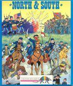 Jaquette Les Tuniques bleues : Nord et Sud
