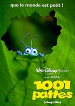 Affiche 1001 Pattes