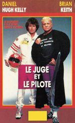 Affiche Le Juge et le pilote