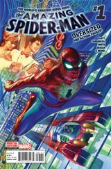 Couverture Amazing Spider-Man (2015 - 2017)