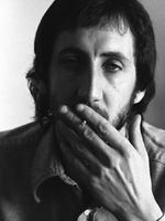 Photo Pete Townshend