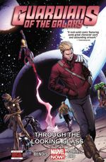 Couverture Through the Looking Glass - Guardians of the Galaxy (2013), tome 5