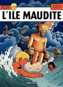 Couverture L'Île maudite - Alix, tome 3