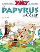 Couverture Le Papyrus de César - Astérix, tome 36