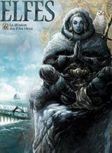 Couverture La Mission des Elfes bleus - Elfes, tome 6