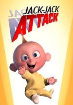 Affiche Baby-sitting Jack-Jack