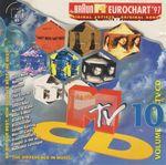 Pochette The Braun MTV Eurochart '97, Volume 10