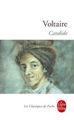 Couverture Candide ou l'optimisme