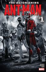 Couverture The Astonishing Ant-Man (2015 - Present)