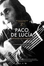 Affiche Paco de Lucía, légende du flamenco