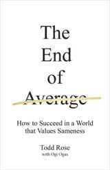Couverture The End of Average