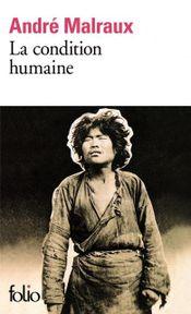 Couverture La Condition humaine