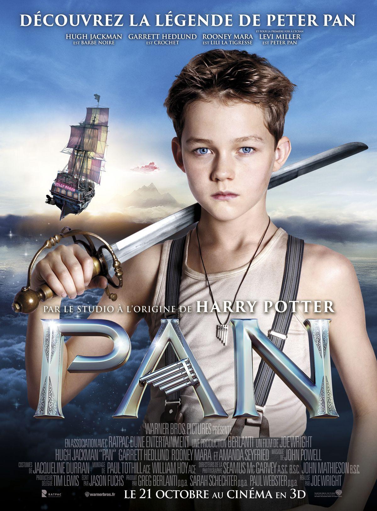 [Film] Pan - Joe Wright ( 2015) dans Mes films Pan