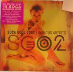 Pochette Soca Gold 2002