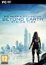 Jaquette Civilization : Beyond Earth - Rising Tide