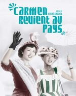 Affiche Carmen revient au pays