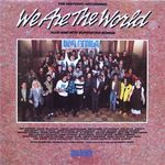 Pochette We Are the World: U.S.A. for Africa
