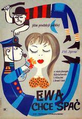 Affiche Eva wants to sleep