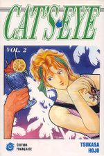 Couverture Cat's Eye, Tome 2