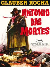 Affiche Antonio das Mortes