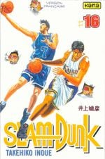 Couverture Slam Dunk, tome 16